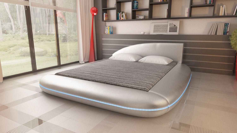 wizualizacje 3d łóżka w sypialni