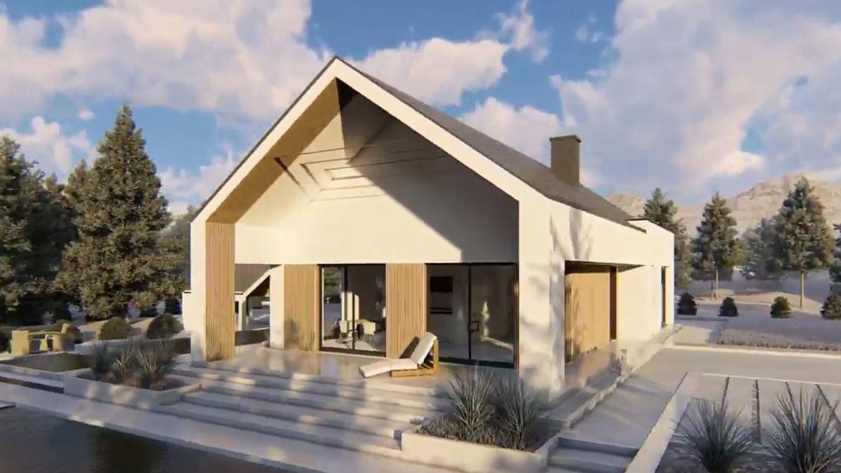 architektoniczne animacje 3d
