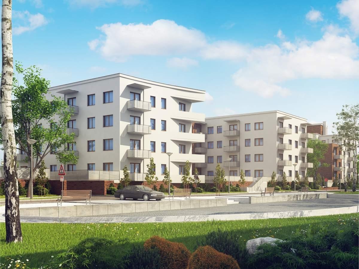 wizualizacje budynków mieszkalnych i biurowych top 5