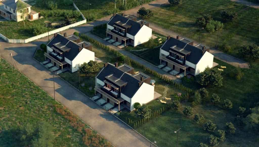 wizualizacje nieruchomości oraz wizualizacje urbanistyczne