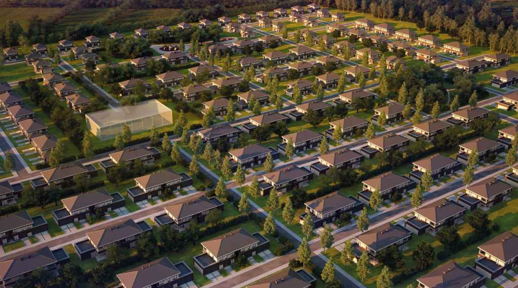 wizualizacje urbanistyczne