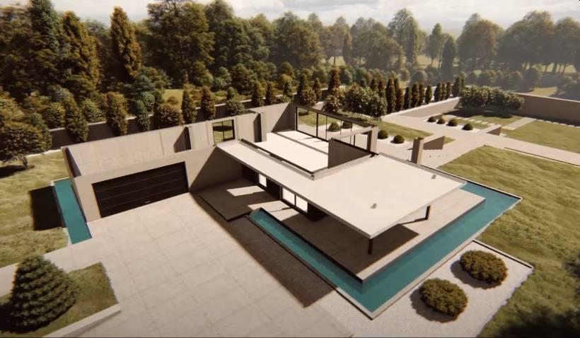 animacje technologiczne powstawania domu jednorodzinnego