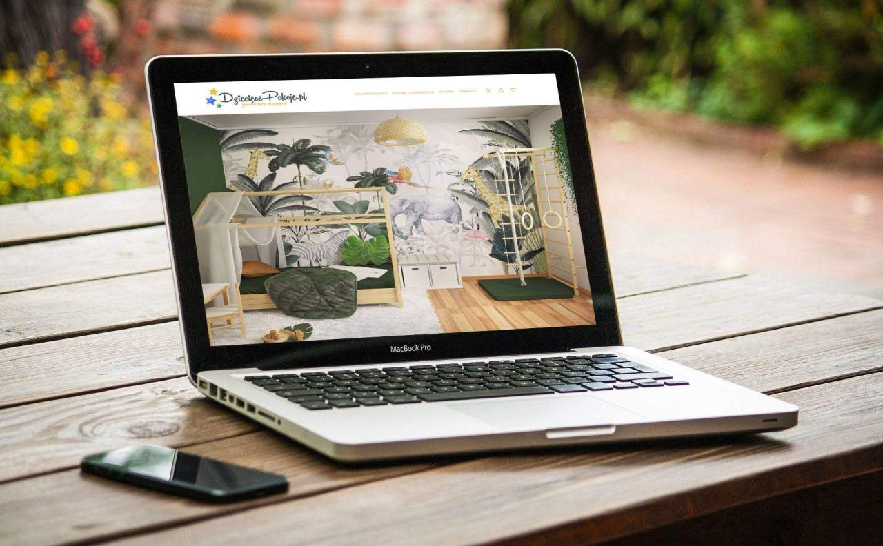 strona www dla projektanta wnetrz